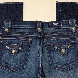 "Rock & Republic Jeans Size 27, Inseam 35"""